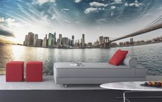 Amazing Wall Murals That Will Make Your Room Look Bigger