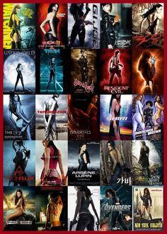 だいたいパターンは決まっているハリウッド映画のポスターのステレオタイプ14選