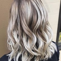 One more of Bailey's ash blonde. Color & styled with @joico ✨ • • • • • #jilmorrishair #hair #haircut #hairstyle #hairdo #haircolor #haircare #joico #blonde #ashblonde #platinumblonde #whitehair #balayage #highlights #balayagehighlights #balayageombre #shadowroot #behindthechair #btcpics #1000orbust #modernsalon #bescene #imallaboutdahair #beautylaunchpad #fiidnt #style #fashion #womensfashion