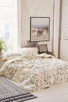 Holli Zollinger For DENY Rustic Diamond Duvet Cover - Urban Outfitters