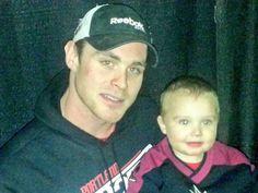 An early memory for this Coyotes fan getting to meet Jordan Szwarz!