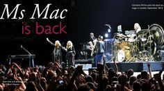 Christine Mcvie returns to Fleetwood Mac