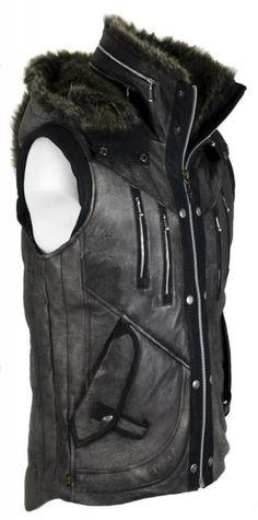 Puma Vest 1.0 - Custom Leather Edition