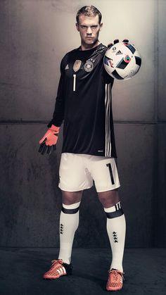 Manuel Neuer...my #1