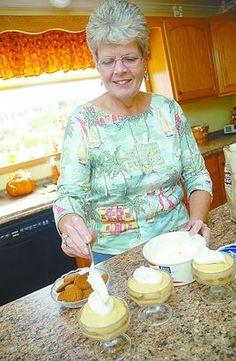 Local cooks share their favorite pumpkin recipes - by Beth Ann Downey, The Altoona Mirror