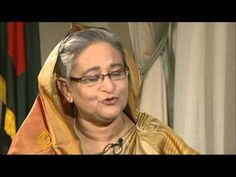 Bangladesh PM turns away refugees. Rohingya refugees not country's responsibility.