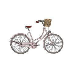 pick your bike and ride - Nina Gregier - graphic design found on Polyvore