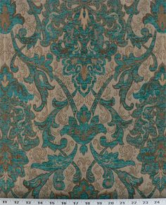 Concetti Velvet Curtain and upholstery fabric from Osborne