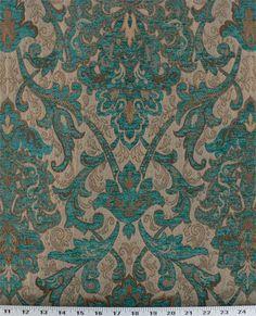 Upholstery Fabric Drapery Fabric Tuscan Fabric by TuscanyFabrics