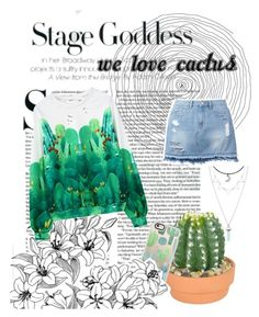 """""""We love 🌵 💜"""" by lucie-nch ❤ liked on Polyvore featuring SCARLETT, The French Bee, Casetify and Steve J & Yoni P"""