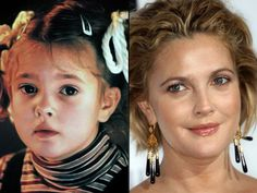 Drew Barrymore now as a the ridiculously cute Gertie in E.T. then.