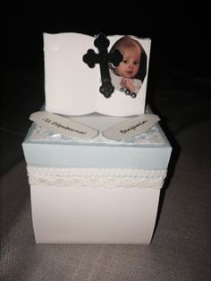 Hobbyloftet : Dåps-eske Tissue Holders, Toy Chest, Storage Chest, 3 D, Projects, Blog, Log Projects, Blue Prints, Blogging