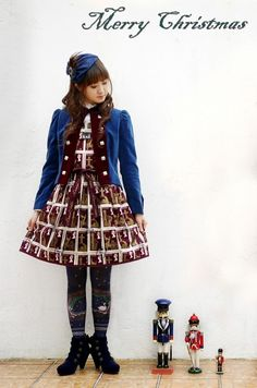 daily_lolita: Merry Christmas