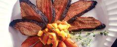Villsvin Steak, Food, Meals, Yemek, Eten, Steaks