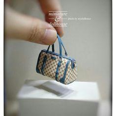 2017.08. Miniature Bag♡ ♡ By My Dollhouse