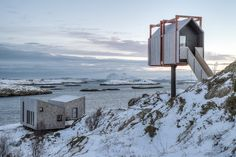 Fleinvær Refugium / TYIN Tegnestue + Rintala Eggertsson Architects