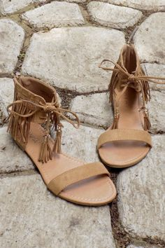 Tribal Sandal
