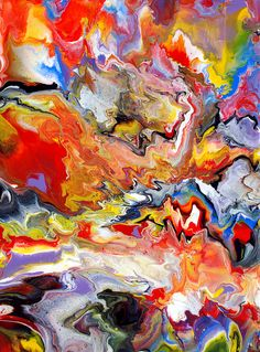 Fluid Painting 28