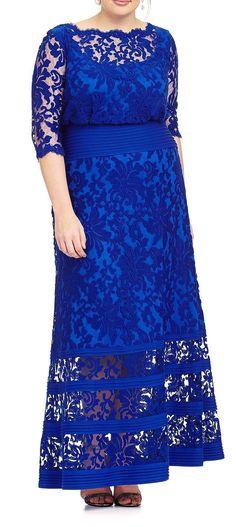 6abfd48bb4 24 Lange Brautkleider in Übergröße {mit Ärmeln} - Plus Size Kleider mit .