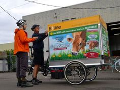 Cargo E-Bikes Take Killer Trucks Off City Streets : TreeHugger