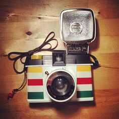 .plastic film camera