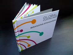 Global Cleveland Brand Standards by Jasen Melnick, via Behance