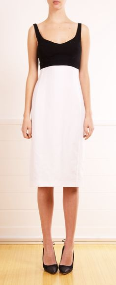 NARCISO RODRIGUEZ DRESS @Michelle Flynn Flynn Coleman-HERS