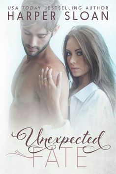 Unexpected Fate by Harper Sloan (cover reveal)