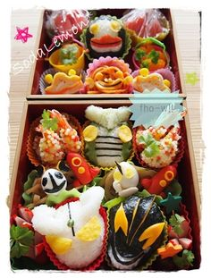 Amazing Food Art, Cute Bento, Bento Box Lunch, Culinary Arts, Japanese Style, Eating Habits, Chinese Food, I Foods, Food And Drink
