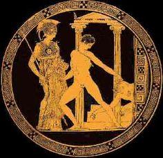 THESEE - la mythologie grec