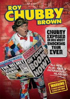 Love roy chubby brown live want