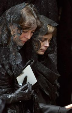 Princess Caroline and Princess Stephanie leave St. Patrick's Cathedral in Monaco after attending the funeral Mass for their father, Prince Rainier III, on April The prince who had ruled the Mediterranean principality since died April at the age of Prince And Princess, Princess Charlene, Princess Photo, Elsa Peretti, Carolina Herrera, Funeral Attire, Prince Rainier, Patricia Kelly, Princesa Carolina