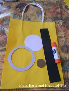 Pams Party & Practical Tips: Despicable Me Party Bags