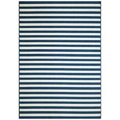 Coastal Stripe Pattern