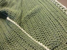 Easy-to-Customize #Crochet Blanket Pattern