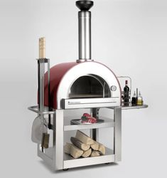 DESIGN: Wood-Burning Outdoor Pizza Ovens – ARTS&FOOD® Wood Burning Oven, Wood Fired Oven, Wood Fired Pizza, Hydroponic Gardening, Hydroponics, Organic Gardening, Gardening Hacks, Urban Gardening, Best Outdoor Pizza Oven
