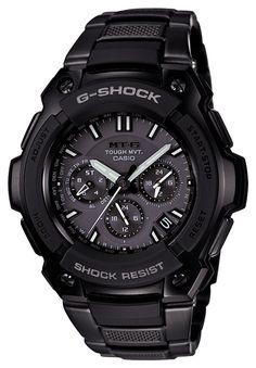 Amazon.co.jp: [カシオ]CASIO 腕時計 G-SHOCK ジーショック タフソーラー 電波時計 MULTIBAND 6 MTG-1200B-1AJF メンズ: 腕時計通販