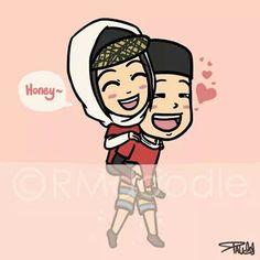 Mobile9 Wallpaper Lovely Girl Cute Amp Lovely Couple Sharing Korean Cartoon Running Man