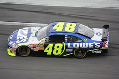 Jimmie Johnson emerged from it all as the winner a year after completing just one lap in the NASCAR Sprint Cup Daytona 500. Dale Earnhardt Jr., Mark Martin, Brad Keselowski and Ryan Newman rounded out top five.