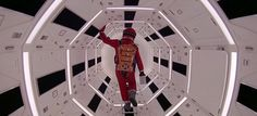 129 Of The Most Beautiful Shots In Movie History - 2001: A Space Odyssey (1968)