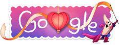 Doodleando, Los Logos de Google: Día de San Valentín 2017 (día 3)
