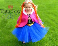 Beauty and the Beast Tutu Dress Belle Inspired Tutu Dress