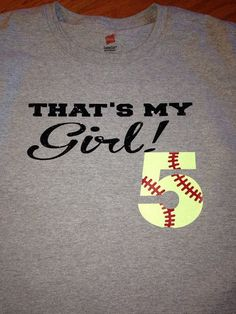 1000+ ideas about Softball Mom Shirts on Pinterest | Softball Mom ...