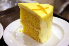 Dessert Recipe: Yellow Layer Cake