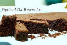 Let og lækker opskrift: Brownie // mtotfls.dk