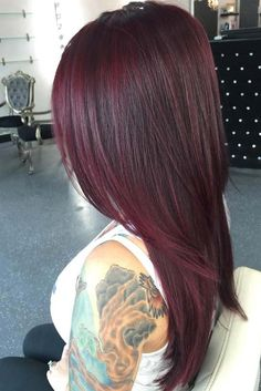 Red hair is timeless and sexy. There are so many sexy shades to choose form for a bold new look. Check out our gallery of red shades for inspiration.
