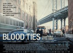 Movie Review: Blood Ties (2014)