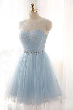 #shortpromdresses, Prom Dresses Short, Prom dresses Sale, Short Prom Dresses, Tulle Prom Dresses, Knee Length Prom Dresses