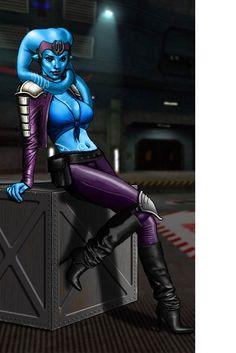 Star wars twi lek cosplay