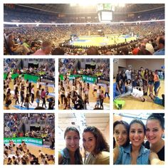 Flashmob Unicacja Baloncesto
